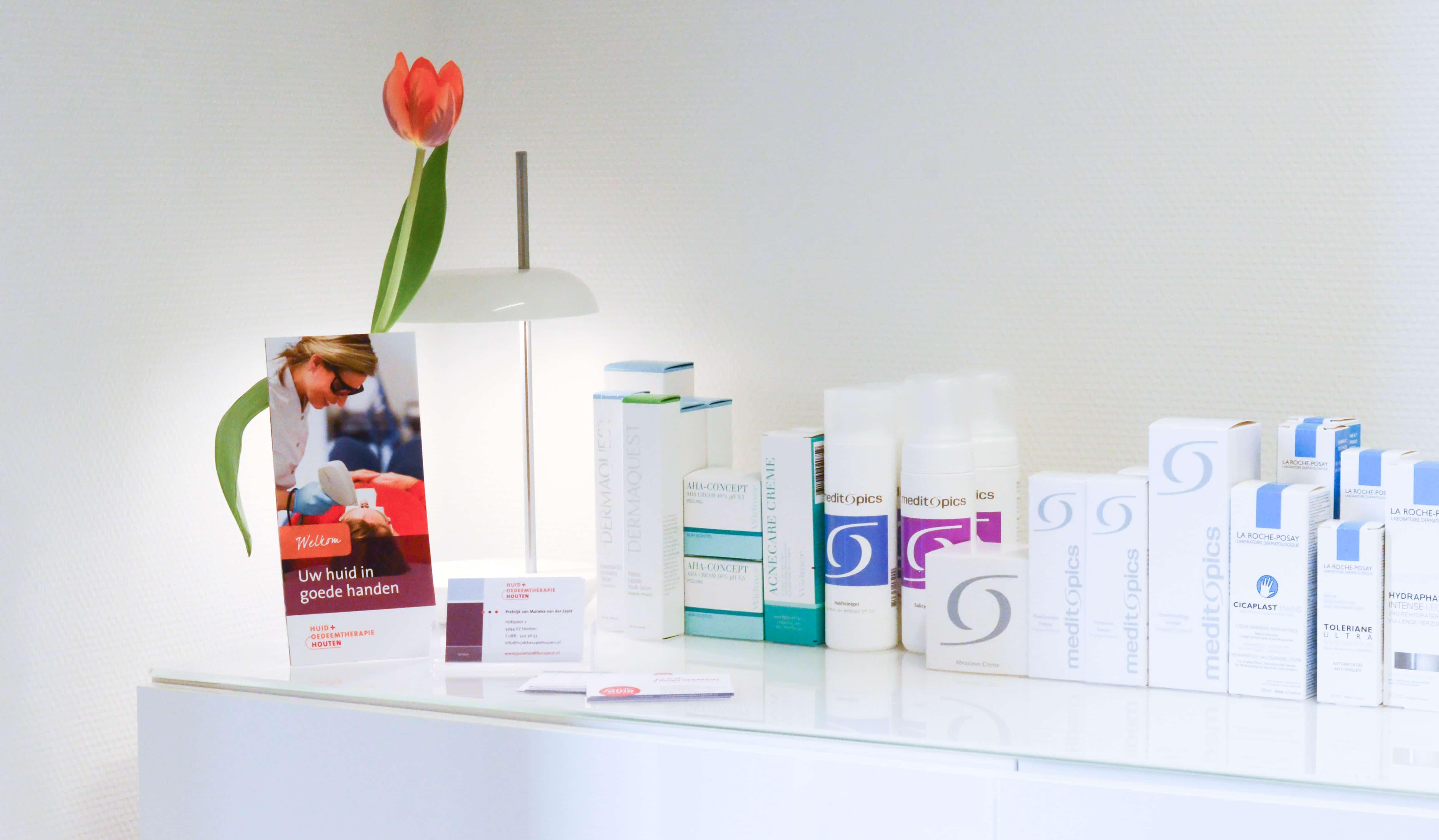 Jouw Huidtherapeut - Praktijk Huidtherapie en Oedeemtherapie - Houten & Bunschoten-Spakenburg - huidverzorging effectief resultaat - geen dure onzin cremes