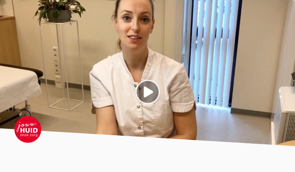 Jouw Huidtherpeut - Tips voor thuis - oedeemklachten - oedeembehandeling op afstand - videotips oedeemtherapeut